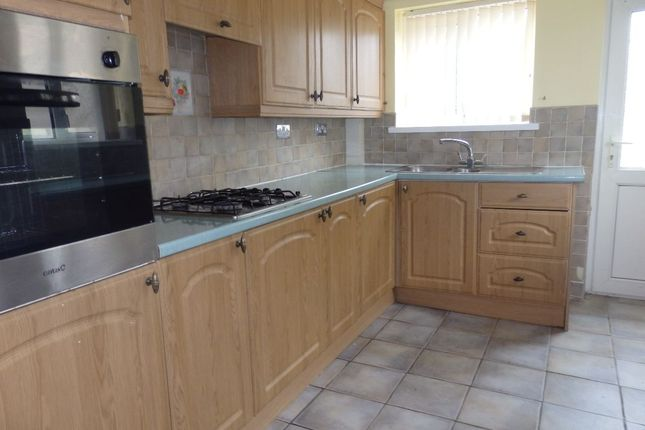 Thumbnail Semi-detached house to rent in Heol Elfed, Llanelli