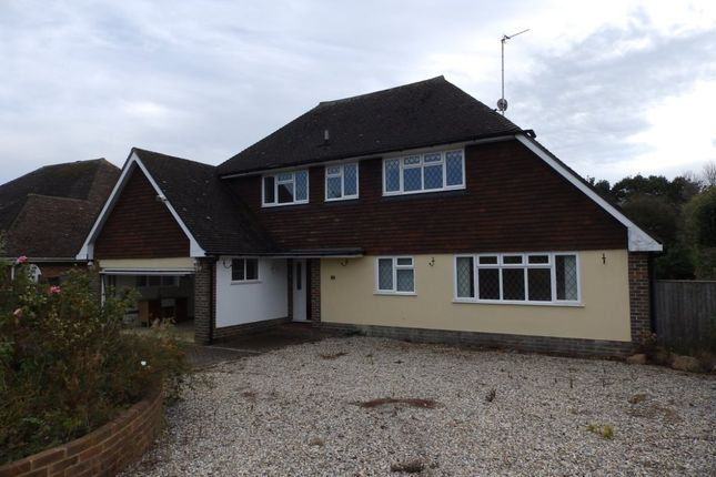 Thumbnail Detached house to rent in Clavering Walk, Bexhill-On-Sea