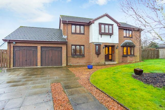 Thumbnail Detached house for sale in Inchbrakie Drive, Crieff