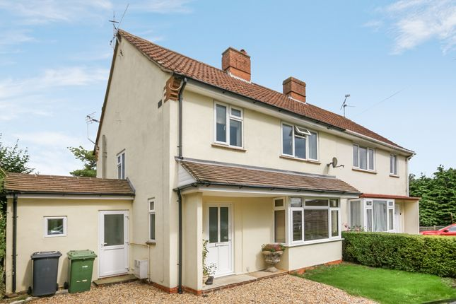 Thumbnail Semi-detached house to rent in Dowden Grove, Alton