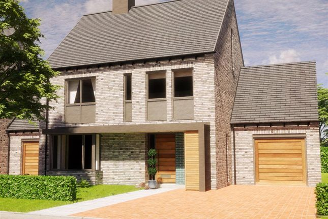 Thumbnail Detached house for sale in Lord Hawke Way, Newark