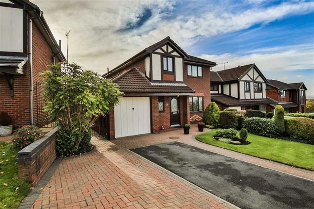 Thumbnail Detached house for sale in Foxwood Chase, Accrington, Lancashire