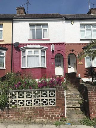 Thumbnail Terraced house to rent in St. Marys Road, Gillingham