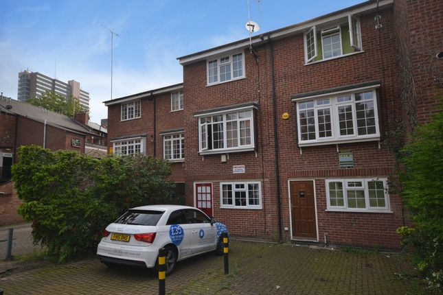 Thumbnail Terraced house to rent in Bluecoat Close, Nottingham