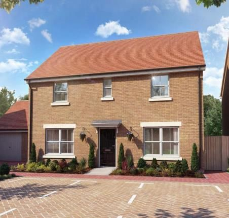 Thumbnail Detached house for sale in Penrose Park, Biggleswade, Bedfordshire