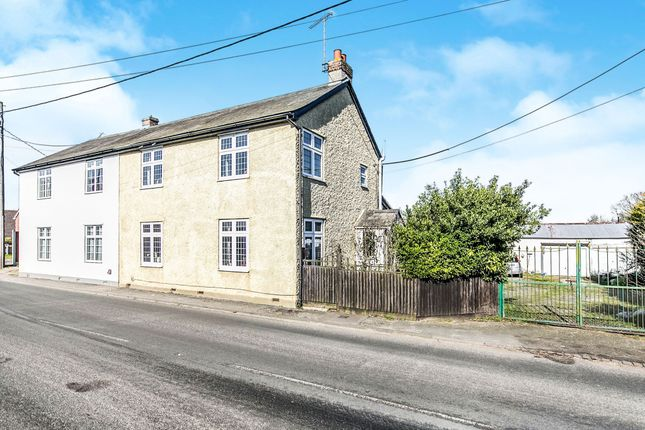 Thumbnail Semi-detached house for sale in Harwich Road, Wix, Manningtree