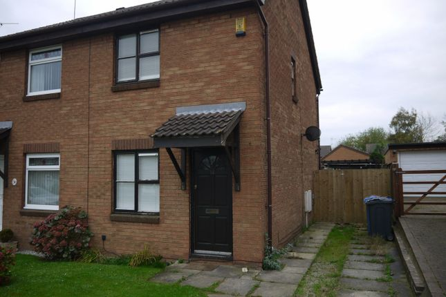 Thumbnail Semi-detached house to rent in Howdale Road, Hull
