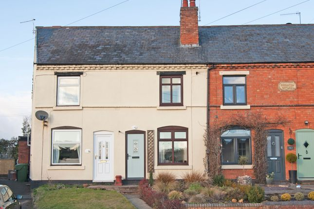 2 bed terraced house for sale in Alcester Road, Burcot B60