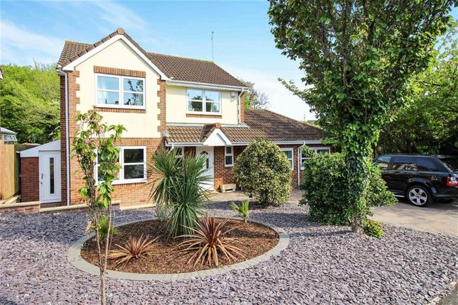 Thumbnail Detached house for sale in Situated Off Limers Lane, Northam, Bideford
