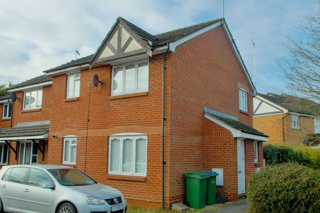 1 bed semi-detached house to rent in Eyston Drive, Weybridge