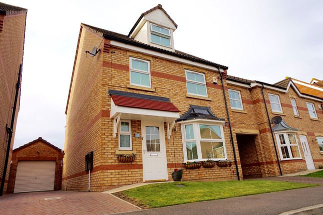Thumbnail Link-detached house for sale in Vulcan Mews, Doncaster