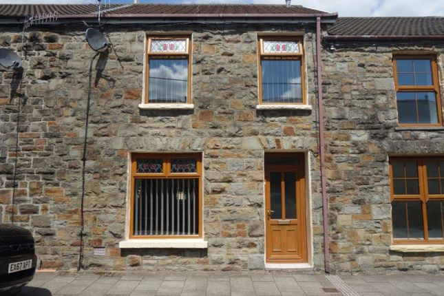 Thumbnail Terraced house for sale in Regent Street, Treorchy