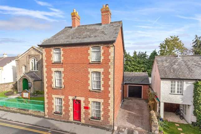Thumbnail Detached house for sale in Ivy House, Hereford Street, Presteigne