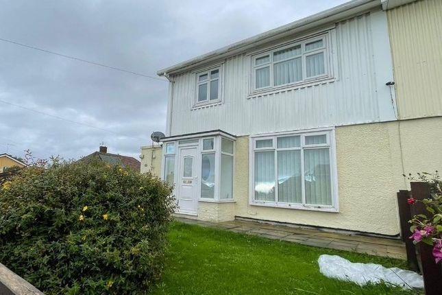 3 bed semi-detached house to rent in Cook Grove, Horden, Peterlee SR8