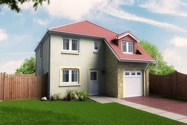 Thumbnail Detached house for sale in The Japonica, Off Cupar Road, Leven, Fife