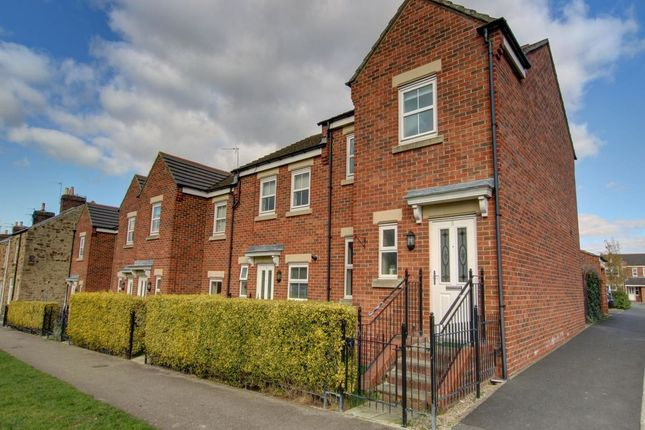 Thumbnail Semi Detached House For Sale In Kings Avenue Langley Park Durham