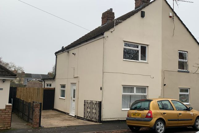 2 bed semi-detached house to rent in Theresa Street, Linden, Gloucester GL1