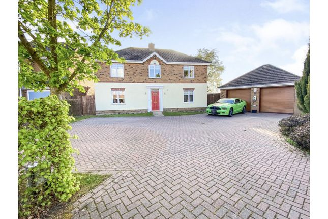 Thumbnail Detached house for sale in Tulip Fields, Spalding