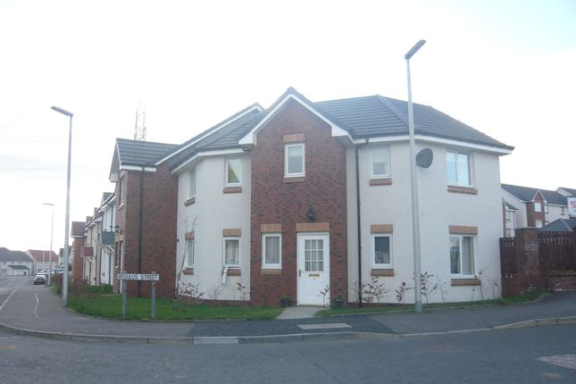 Thumbnail End terrace house to rent in Regulus Street, Dunfermline