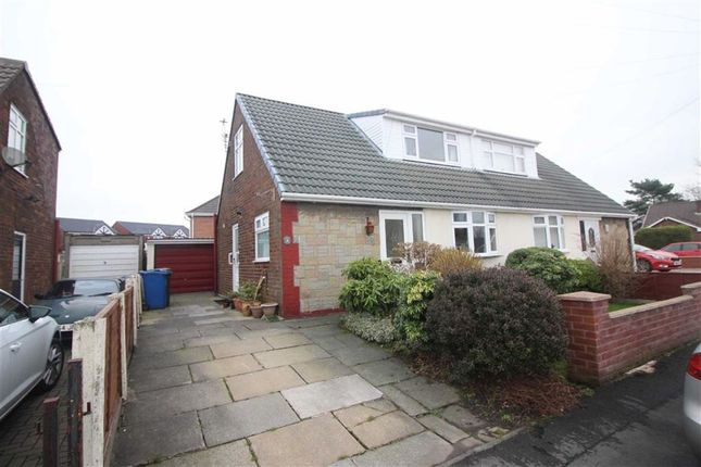 Semi-detached bungalow for sale in Linden Road, Hindley, Wigan