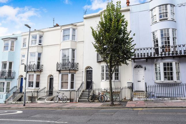 Thumbnail 5 bed maisonette to rent in Egremont Place, Brighton