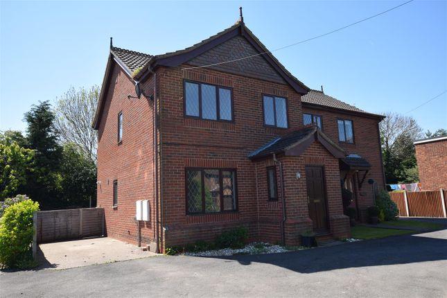 Thumbnail Semi-detached house to rent in Barton Lane, Barrow-Upon-Humber