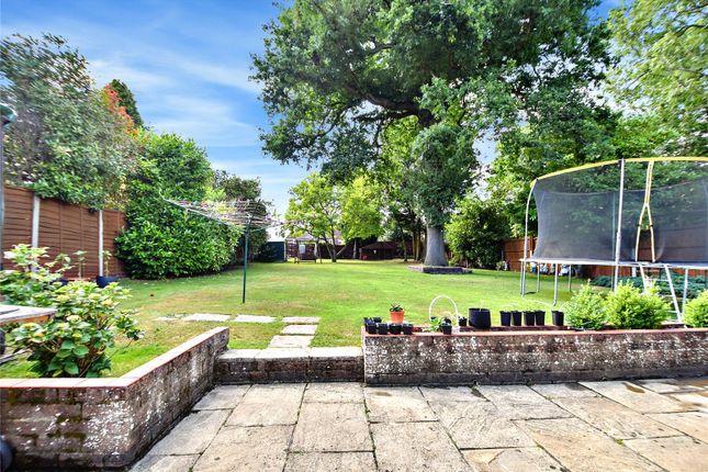Garden of Birchwood Road, Wilmington, Dartford, Kent DA2