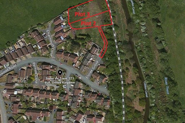 Thumbnail Land for sale in Earlswood Road, Birches Head, Stoke-On-Trent