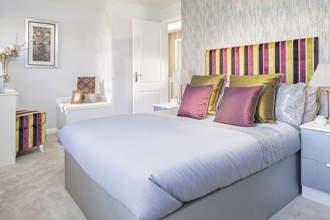 "4 bedroom detached house for sale in ""Thornbury"" at Bevans Lane, Pontrhydyrun, Cwmbran"
