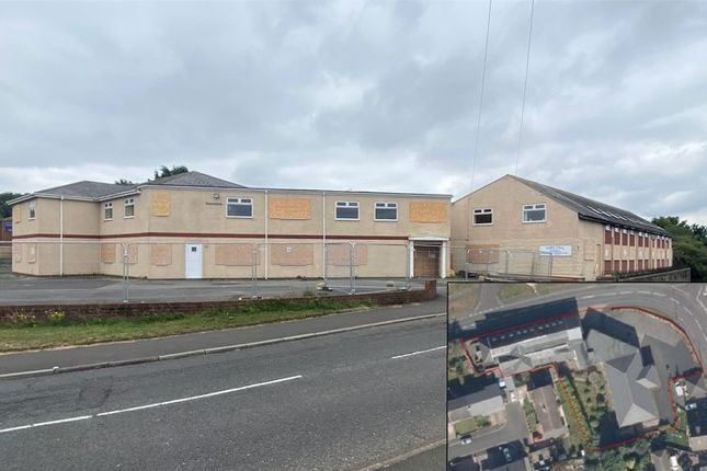 Thumbnail Commercial property for sale in Former Valley View Nursing Home, Burn Road, Winlaton, Blaydon, Tyne And Wear
