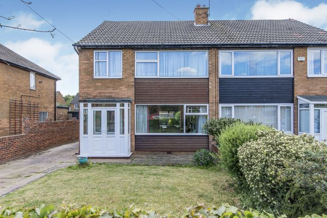 Semi-detached house for sale in Highbury Crescent, Bessacarr, Doncaster