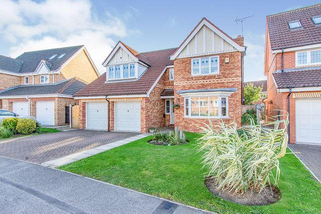 Thumbnail Detached house for sale in Brodsworth Way, Rossington, Doncaster