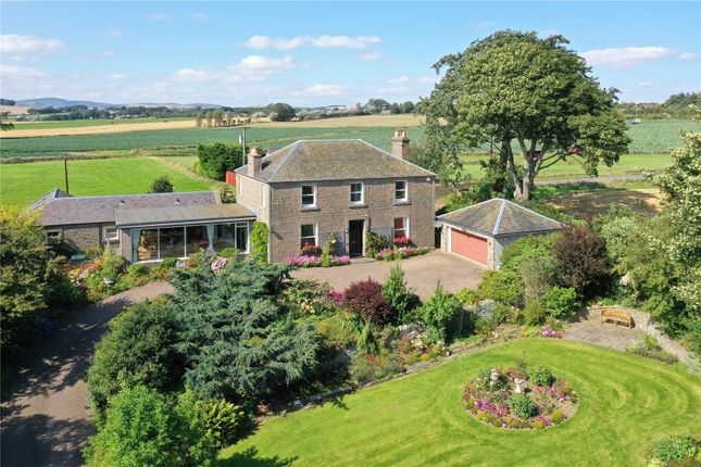Thumbnail 6 bed detached house for sale in Kincordie House, Kingennie, By Broughty Ferry, Angus