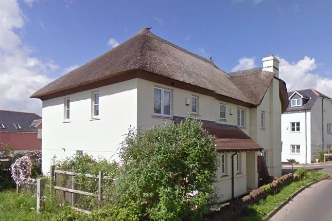 Thumbnail Detached house to rent in Green Acre, Halberton, Tiverton