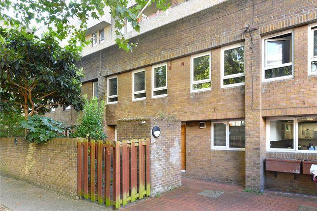 Exterior of Thomas More Street, London E1W