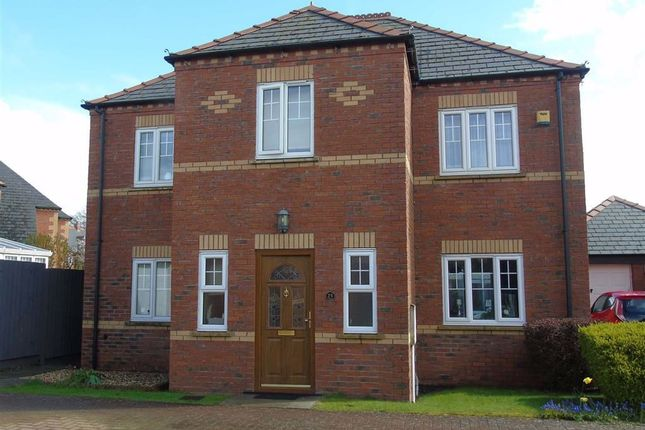 Thumbnail Detached house for sale in 25, Fir Court Drive, Churchstoke, Montgomery, Powys