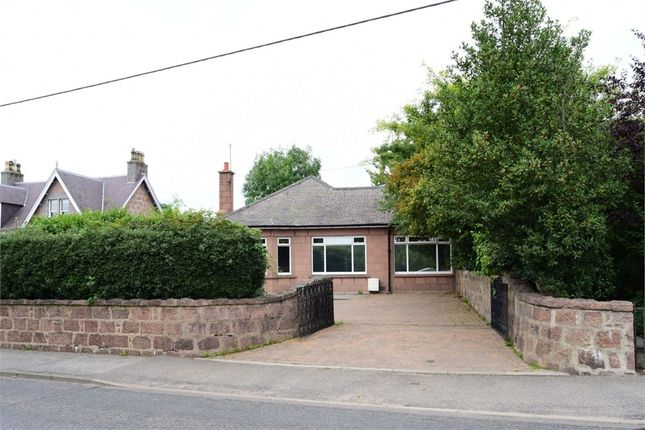 Thumbnail Detached bungalow for sale in Station Road, Banchory, Aberdeenshire