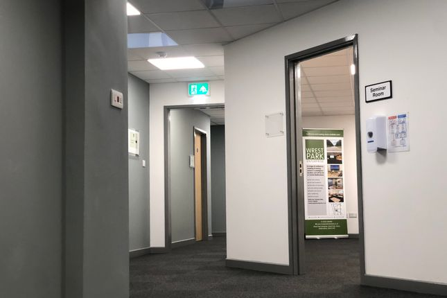 Thumbnail Office to let in Wrest Park, Bedfordshire, Bedford Luton Silsoe