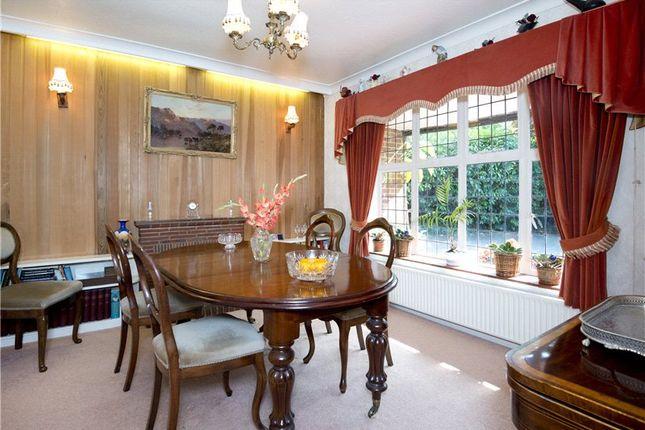 Dining Room of Oakhill Road, Sevenoaks, Kent TN13