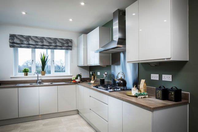 Thumbnail Detached house for sale in Plot 115 The Kea Egstow Park, Off Derby Road, Clay Cross, Chesterfield