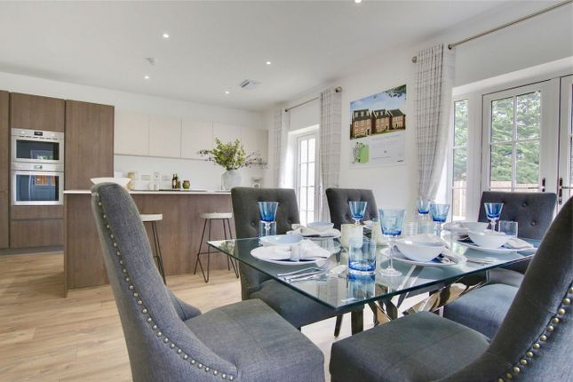 Thumbnail Detached house for sale in Eaton Gardens, Broxbourne, Hertfordshire