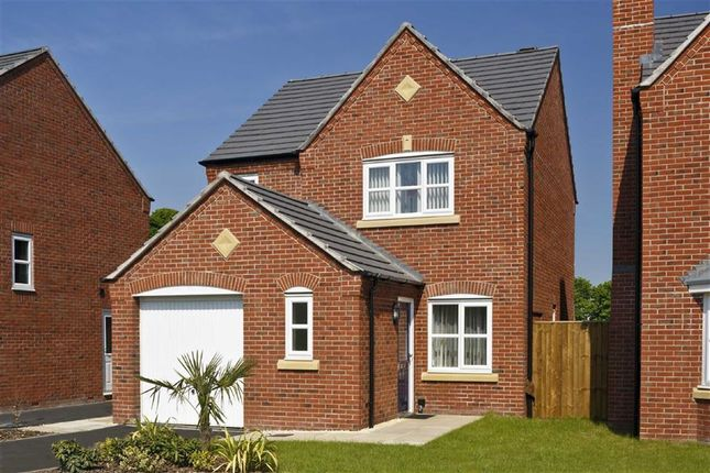 Thumbnail Detached house for sale in Foxwood Chase, Accrington