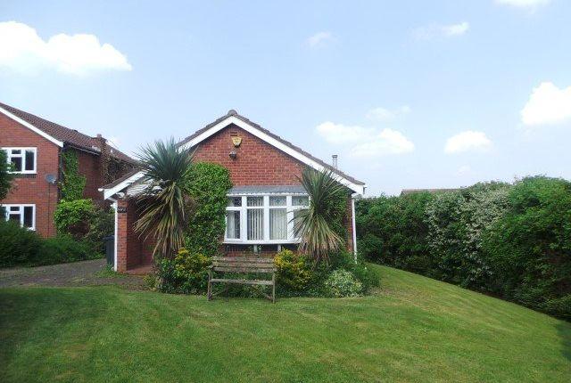 Thumbnail Detached bungalow for sale in Foxford Close, Sutton Coldfield