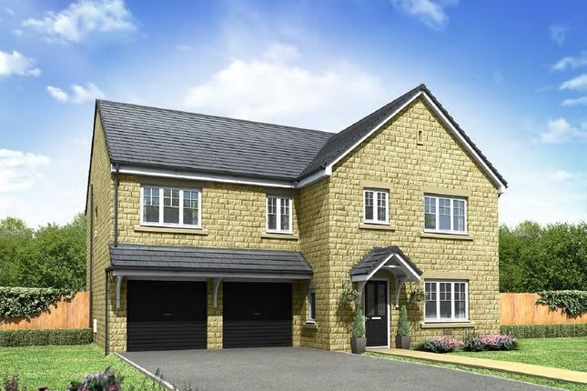 "Thumbnail Detached house for sale in ""The Compton."" at Church Hill Terrace, Church Hill, Sherburn In Elmet, Leeds"