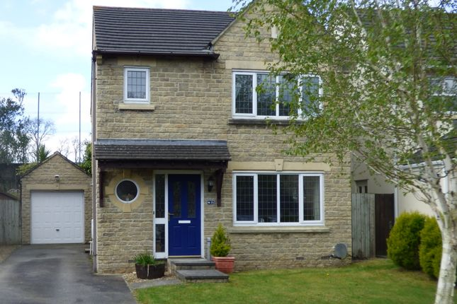Thumbnail Detached house for sale in Kestrel Close, Okehampton
