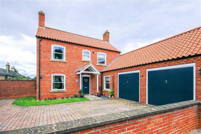 Thumbnail Property for sale in Kilmister Court, Wragby, Market Rasen