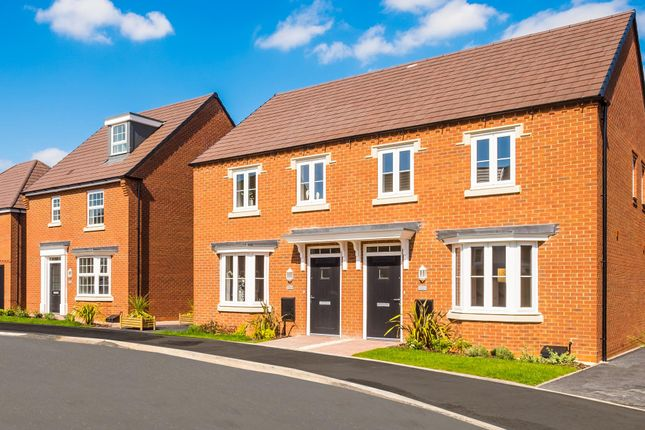 """Thumbnail Semi-detached house for sale in """"Dawley"""" at St. Lukes Road, Doseley, Telford"""