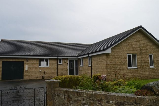 Thumbnail Detached bungalow to rent in Wingates, Morpeth