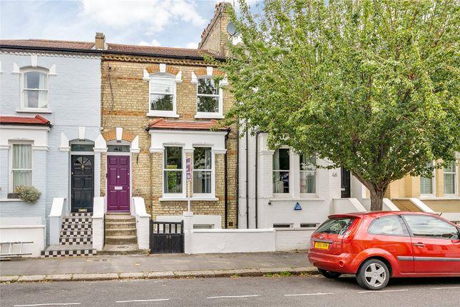 Exterior of Reporton Road, Fulham, London SW6