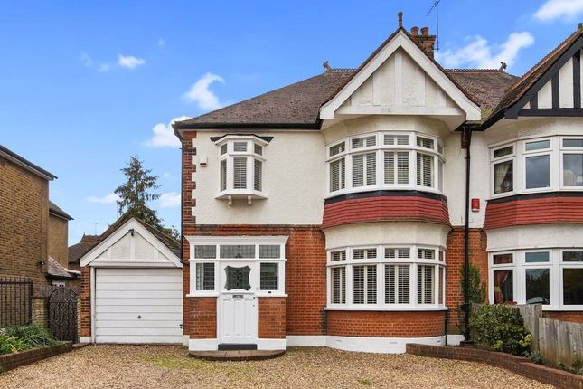 Thumbnail Semi-detached house for sale in Forest View, North Chingford